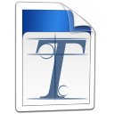fuente Png Icon