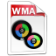 Audio WMA large png icon
