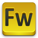 adobe Fw Png Icon