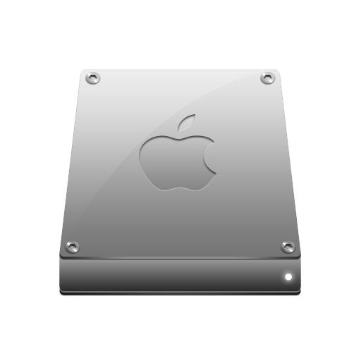 appledrive large png icon