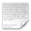 text large png icon