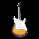 guitarstrato Png Icon
