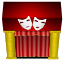 theatre Png Icon