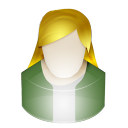femme Png Icon