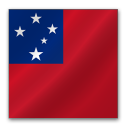 samoa Png Icon