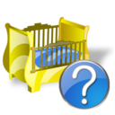 cradle help Png Icon