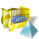 cradle level Png Icon