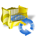 cradle refresh Png Icon
