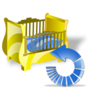 cradle reload png icon
