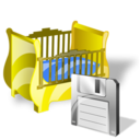 cradle save Png Icon