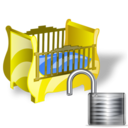 cradle unlock Png Icon