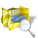 cradle zoom Png Icon