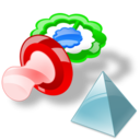 pacifier level Png Icon