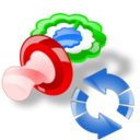 pacifier refresh Png Icon
