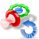 pacifier reload png icon