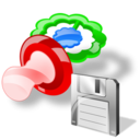 pacifier save Png Icon