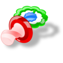 pacifier Png Icon