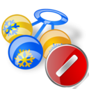 rattle cancel Png Icon