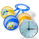 alarm clock Png Icon