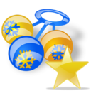 rattle fav Png Icon