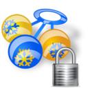 rattle lock Png Icon