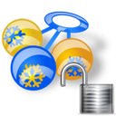 rattle unlock Png Icon