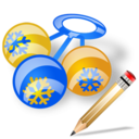 rattle write Png Icon