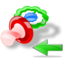 prev large png icon