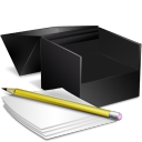 Box Notes Png Icon