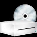 lecteur box Png Icon