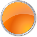 Circle Orange Png Icon