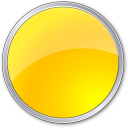 Circle Yellow Png Icon