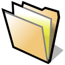 BeOS folder Png Icon