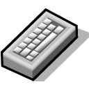 BeOS Keyboard Png Icon