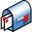 mail box Png Icon