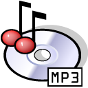 BeOS MP 3 Png Icon