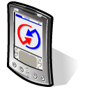BeOS Palm Png Icon
