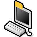 BeOS terminal Png Icon