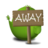 away large png icon