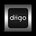 iconsetc diigo logo square png icon