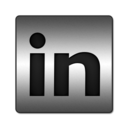 iconsetc linkedin logo png icon