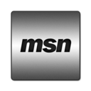 iconsetc msn logo png icon