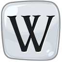 wikipedia Png Icon
