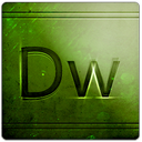 Blue Arts Dw Png Icon