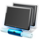Blue memory 2 Icon 03 Png Icon