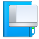 Blue memory 2 Icon 08 Png Icon