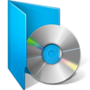 Blue memory 2 Icon 24 Png Icon