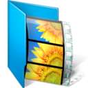 Blue memory 2 Icon 26 Png Icon