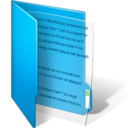 Blue memory 2 Icon 36 Png Icon