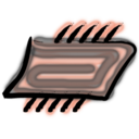 BRUSH & INK STICK Icon 37 Png Icon